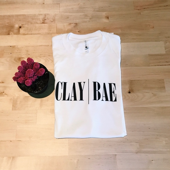 Urban Outfitters Tops - CLAY BAE SHIRT